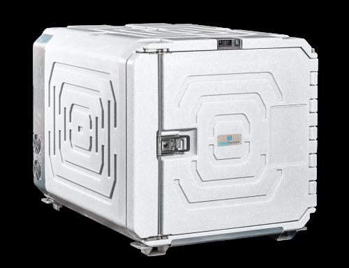 Isothermen Kühlcontainer aus 720 l