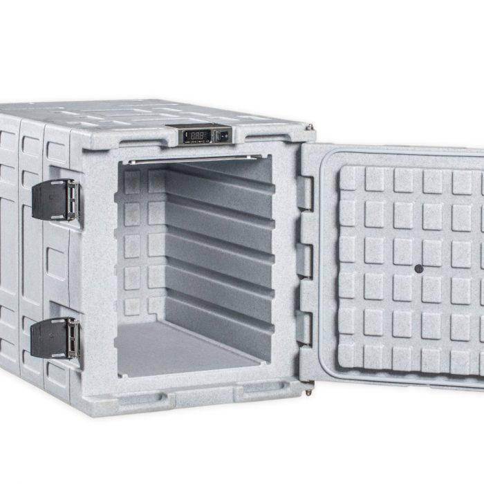 Contenitore refrigerato da 140 litri, interno