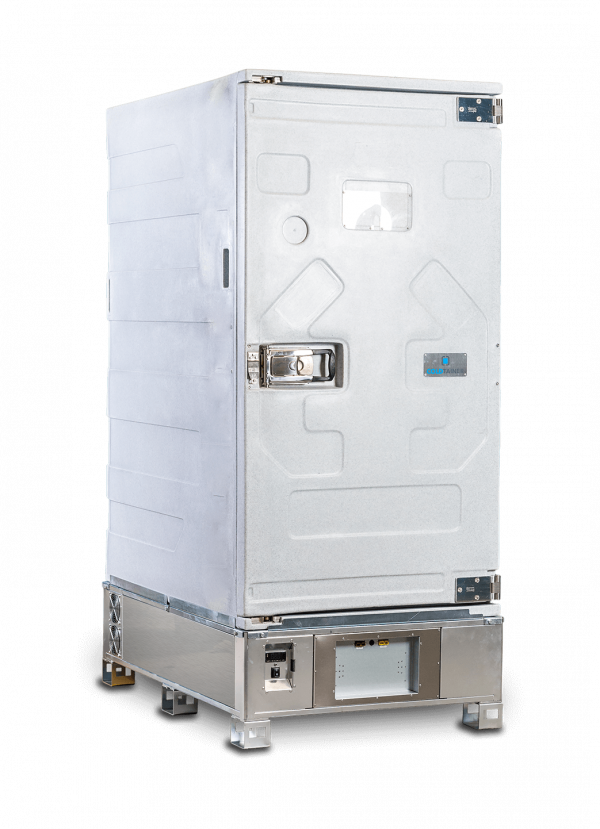 Contenitori refrigerati cargo per logistica