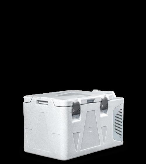 Isothermen Kühlcontainer aus 82 l